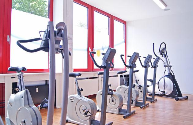 Medizinischer Fitnessbereich